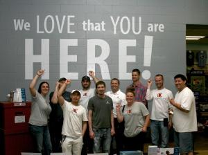 4th Annual FMSC Event Team Photo